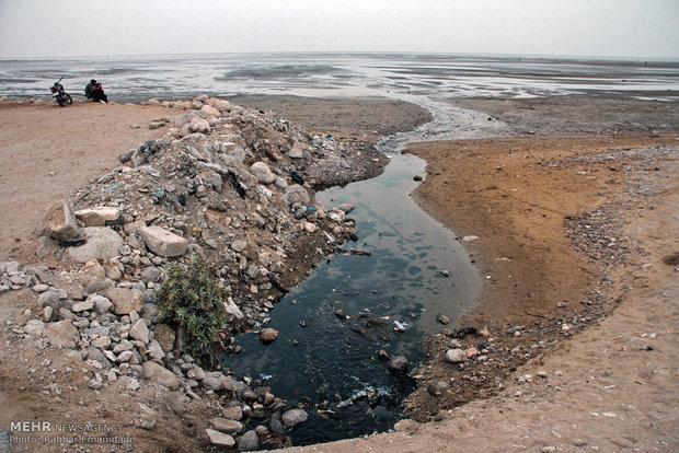 کشف رود به زهکش فاضلاب های مشهد تبدیل گردیده است