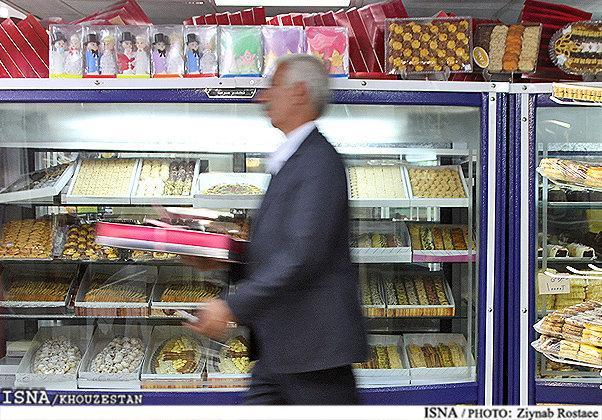 اعلام نرخ جدید شیرینی تا انتها هفته