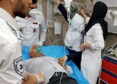 مسمومیت 40 نفر براثر خوردن پیراشکی در سندرک میناب