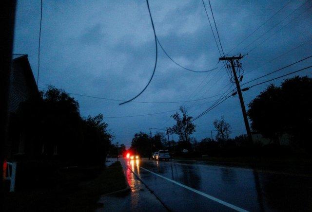 خاموشی 895 هزار خانه آمریکایی پس از طوفان فلورانس