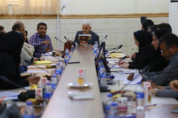 کمیته مهارت آموزی در محیط واقعی استان خوزستان تشکیل جلسه داد