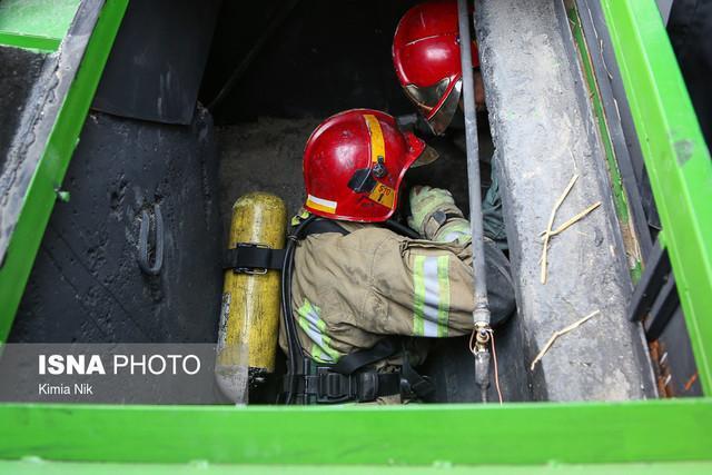 انتقاد شورای اسلامی شهر بجنورد از نبود ماشین آتش نشانی با نردبان بلند