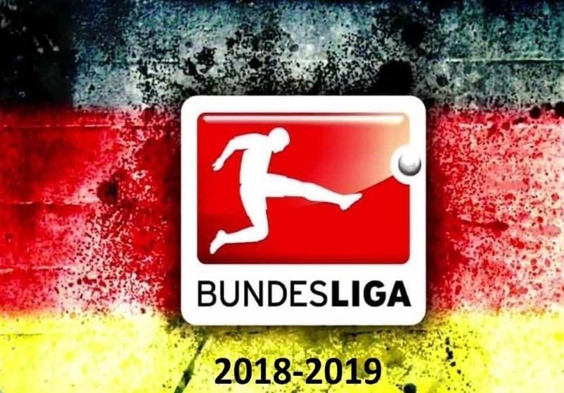 فوتبال دنیا، جدول رده بندی بوندس لیگا در سرانجام شب دوم از هفته دهم