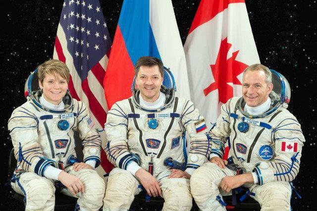 مسافران جدید ایستگاه فضایی بین المللی دوشنبه عازم می شوند