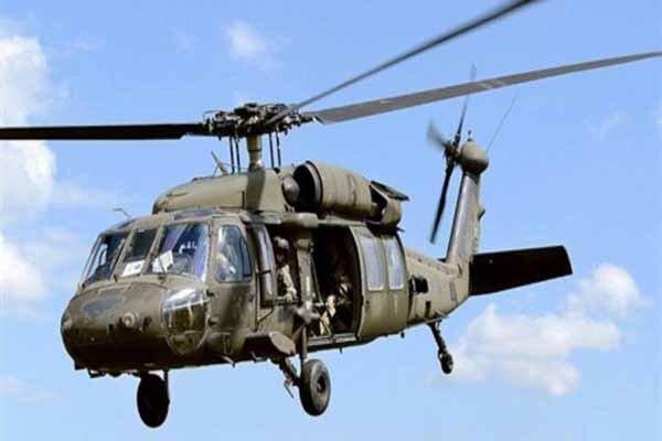 کشته شدن 3 نظامی آمریکایی بر اثر سقوط بالگرد در ایالت مینه سوتا